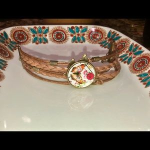Handmade bracelet butterfly